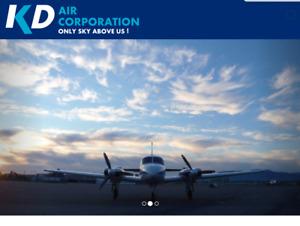 $698.00 KD AIR FLIGHT CREDIT