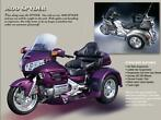 Honda Goldwing trike kit GL 1800 - GL 1500
