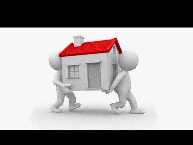 e525cd7d91f76b CHEAP BIG VAN   MAN 24 7 urgent short notice removals  house