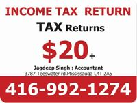 File Income Tax Return 2017 or old year from $20 + -Efile