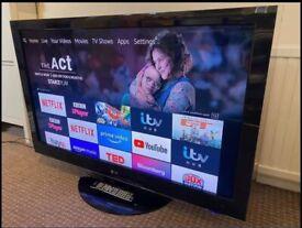 "LG 42"" Full HD TV (Not Smart)"