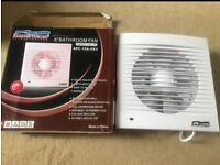"6"" Bathroom Extractor Fan"