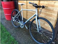 Charge Scourer Hybrid Bike