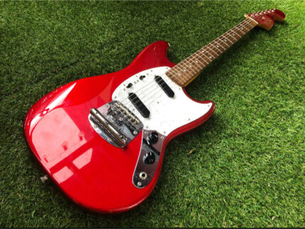 Fender Mustang Excellent Condition