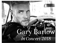 Gary Barlow Friday 4th May Manchester Apollo