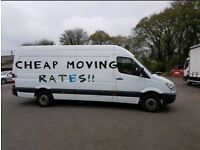 CHEAP VAN RATES