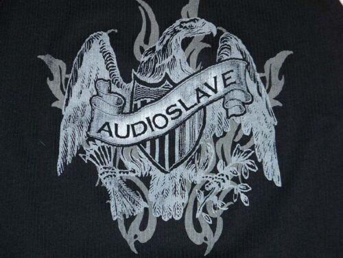 Audioslave black vintage eagle crest tank top shirt large L - NEW