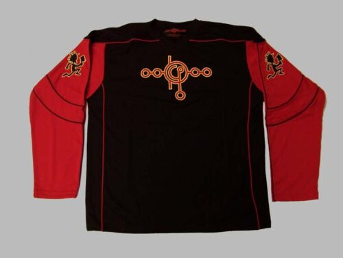 ICP Juggalo Calm crop circles hatchetman hockey jersey Insane Clown Posse NEW