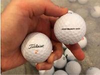 Titleist Velocity Grade A x25 golf balls