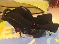 Baby car seat and buggy (together for £200)