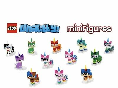 LEGO Minifigures (41775) Unikitty Series 1 YOU CHOOSE