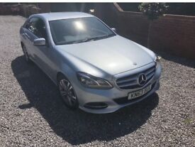 MERCEDS BENZ E 220 SE SLAOON DIESEL EXELENT CONDITION SERVICE HISTORY SAT NAV ALLOY ELECTRIC WINDOW