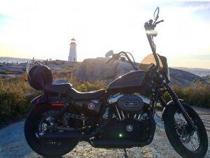 2009 Harley Nightser XL1200