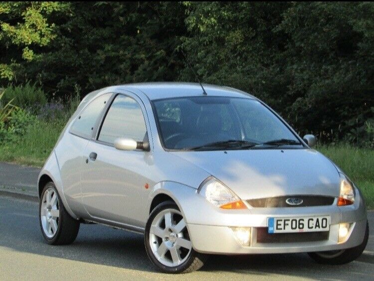Ford Ka 1 6 Sport Se 3dr New Shape Leather Bargain In Keighley