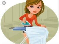 IRONING SERVICES***