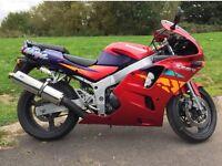 Kawasaki zx6r ninja low miles MINT condition
