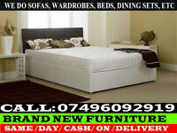 Brand New Single /Small Double/ Double King size Bed and Base Free Delivery
