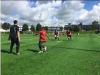 Football trials