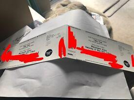 Take That Tickets X2