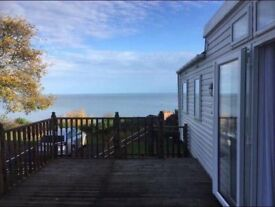 Willerby Villa Delux Caravan at Quay West Haven New Quay Ceredigion Wales Stunning Sea Views