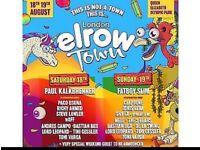 Elrow tickets £45 Queen Elizabeth Olympic Park