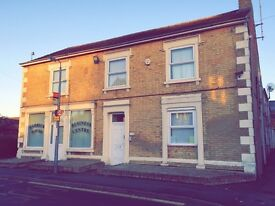 Office space to rent in Glinton, 192sqft up to 3 desks.