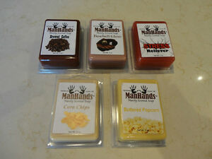 Man Hand Manly Scented assorted Soaps - Awesome Real Smells!! Kitchener / Waterloo Kitchener Area image 1