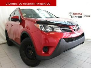 2014 Toyota RAV4 LE UPGRADE, A/C, CAM RECUL, BLUETOOTH FULLY INS
