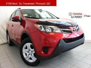 2014 Toyota RAV4 AWD LE UPGRADE, A/C, CAM RECUL, BLUETOOTH ALL-W