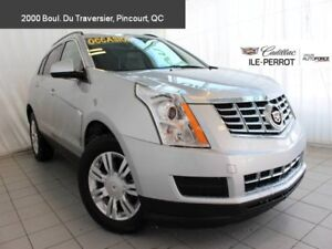 2015 CADILLAC SRX FWD, GROUPE PRIVILEGIES, CUIR, MAGS 18 POUCES