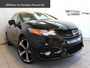 2014 Honda CIVIC COUP Si