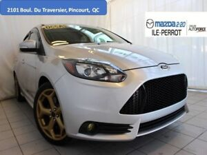 2014 Ford Focus ST NAVI CUIR TOIT BLUETOOTH