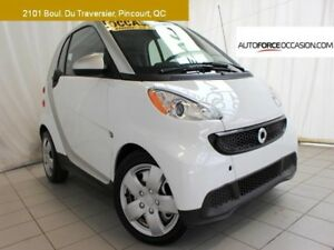 2013 Smart Fortwo PURE AC BAS KM SIEGES CHAUFFANTS