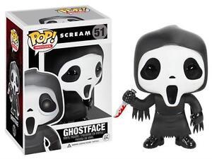 Funko POP! #51 Ghostface from Scream