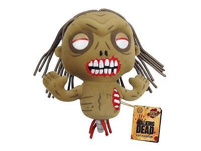 Walking Dead Girl Zombie (Funko Plushies - The Walking Dead - Bike Zombie)