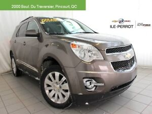 2011 CHEVROLET Equinox FWD FWD, LT, LOW KMS, V6