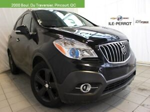 2014 Buick Encore Leather FWD , Heated Seats, Back up Camera