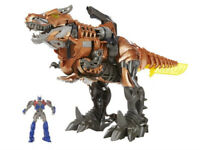 Transformers Age of Extinction Stomp and Chomp Grimlock Figure-used