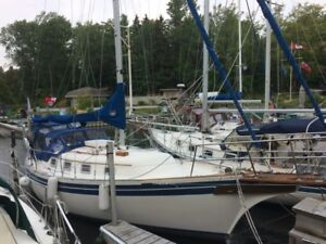 Great Boat 1987 32 Bayfield