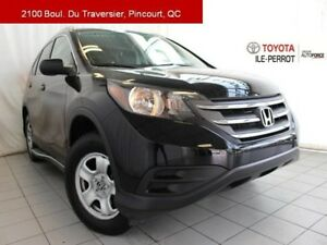 2014 Honda CR-V LX, A/C, SIEGES CHAUF, CAM RECUL, BLUETOOTH VERY