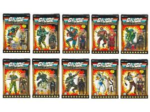 Gi Joe 25th Hall of Heroes Set