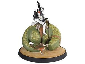 NEW Star Wars Gentle Giant Sandtrooper on Dewback Maquette Stirling Stirling Area Preview