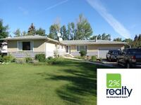 Ponoka Home With In-law Suite - Presented By 2% Realty