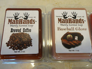 Man Hand Manly Scented assorted Soaps - Awesome Real Smells!! Kitchener / Waterloo Kitchener Area image 2