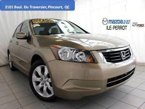 2009 Honda Accord Sedan EX-L CUIR TOIT AUTO A/C**tel quel**