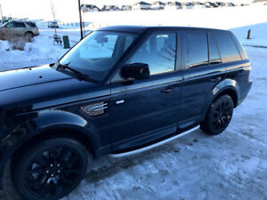 2012 Range Rover Sport Supercharged, 78,000kms