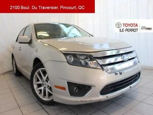 2010 Ford Fusion SEL, A/C, CUIR, SIEGES CHAUF, CRUISE FULL LEATH