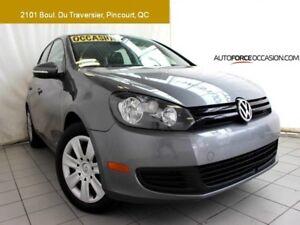 2012 Volkswagen Golf COMFORTLINE AUT DSG AC TOUTE EQUIPE