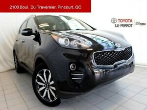 2017 Kia Sportage EX AWD, A/C, CAM RECUL, PUSH START, BLUETOOTH