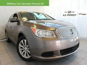 2011 Buick LaCrosse CX BLUETOOTH, MAGS, DEMARREUR A DISTANCE